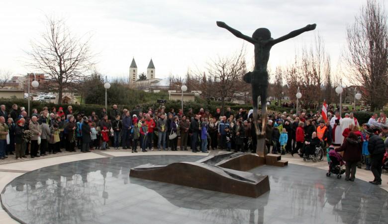 Sonntag der Barmherzigkeit Gottes in Šurmanci