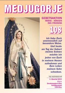 Medjugorje Nr. 108