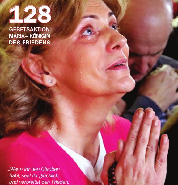 Die neue MEDJUGORJE-Zeitschrift ist da!