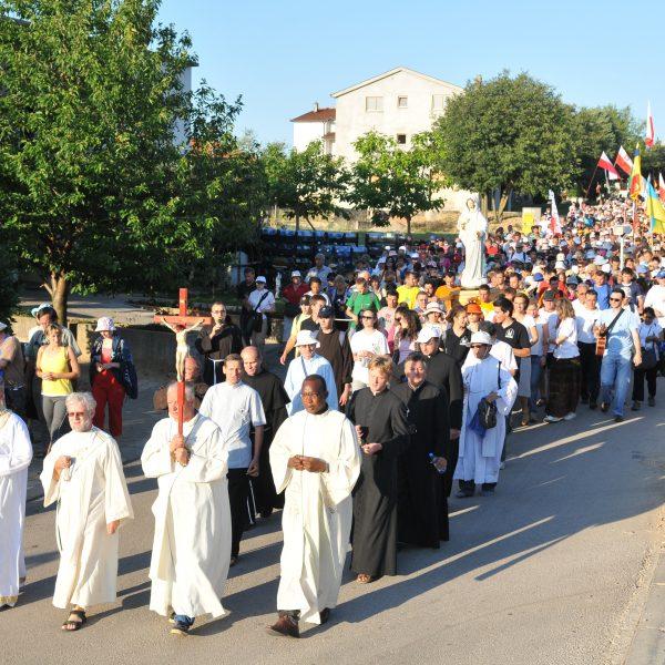 Morgen beginnen die Feierlichkeiten zum 36. Jahrestag in Medjugorje