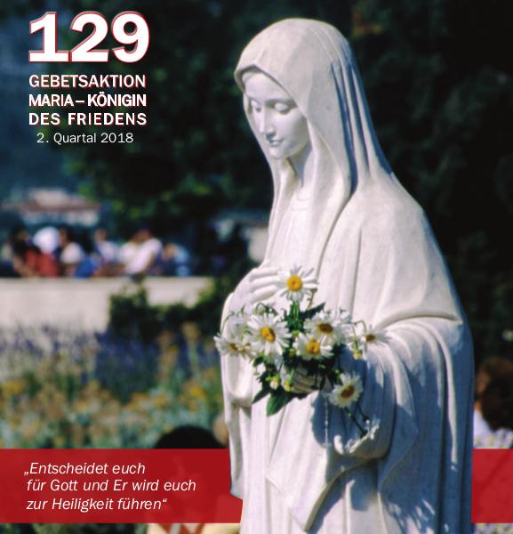 Unsere neue Medjugorje-Zeitschrift ist da!