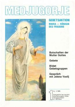 Gebetsaktion Medjugorje 1