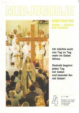 Gebetsaktion Medjugorje 4