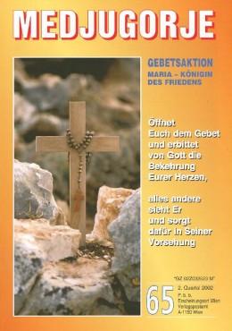 Gebetsaktion Medjugorje 65