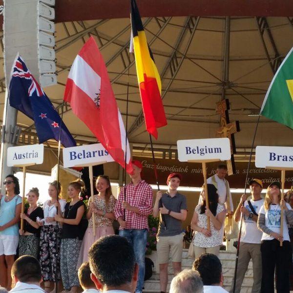 Eröffnung des 28. Jugendfestivals – Mladifest – in Medjugorje