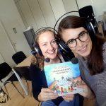 """Buchvorstellung """"Meine lieben Kinder, ich liebe euch"""" auf Radio Maria"""