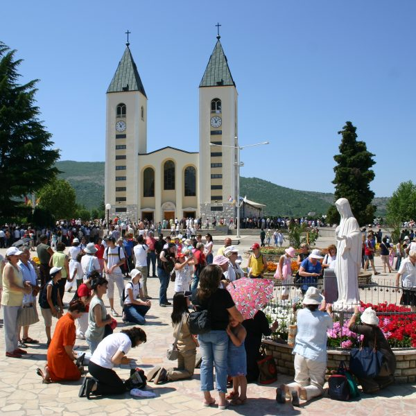 Sonderbeauftragter Bischof Hoser spricht in Interview auf Radio Vatikan über seine Aufgabe in Medjugorje