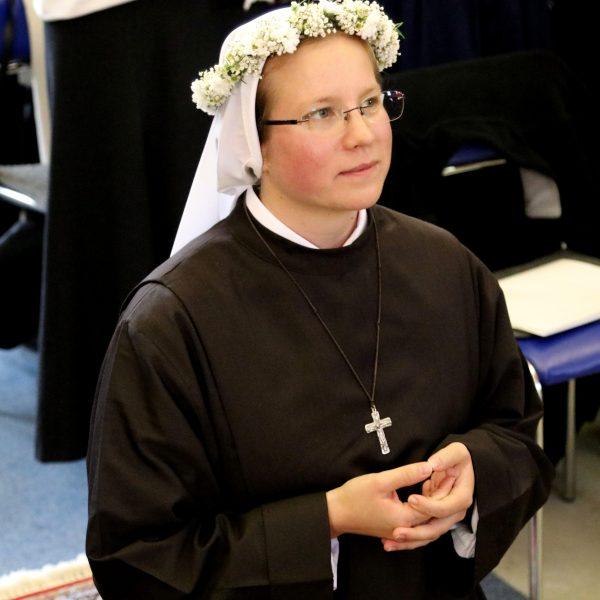 """""""Der schönste Tag meines Lebens"""" – Schwester Kerstin feierte Ewige Profess"""