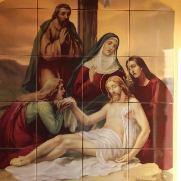 """""""Meine Kinder, betet für die Kraft des Glaubens und vertraut auf den himmlischen Vater und fürchtet euch nicht."""""""
