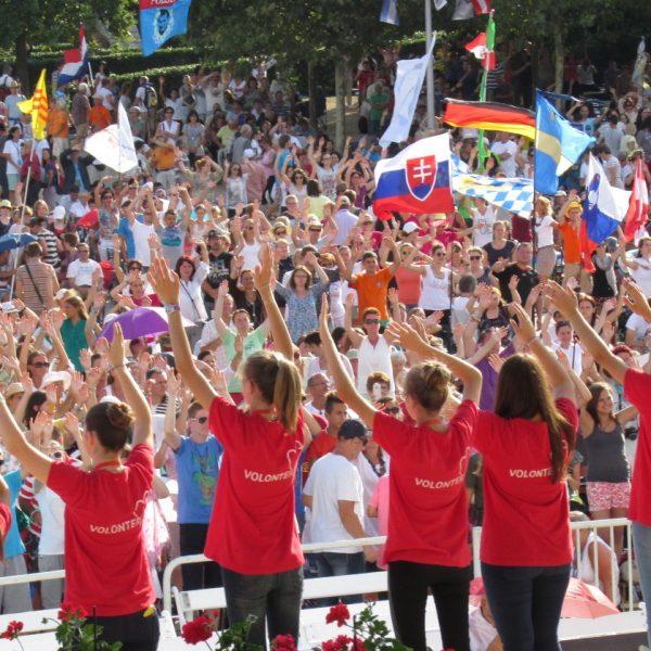 29. Jugendfestival 2018 in Medjugorje