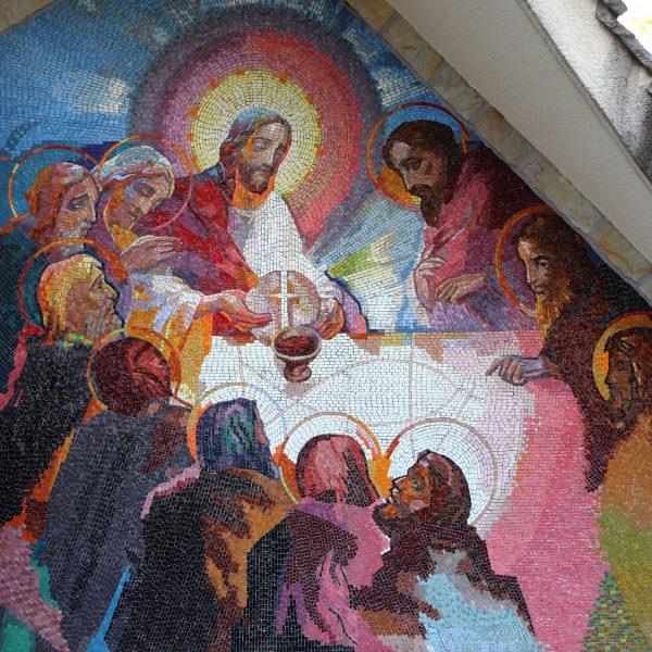 Heute gedenken wir des Letzten Abendmahls Jesu mit Seinen Aposteln