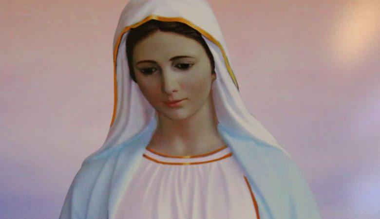 Anfang September im Zeichen von Maria