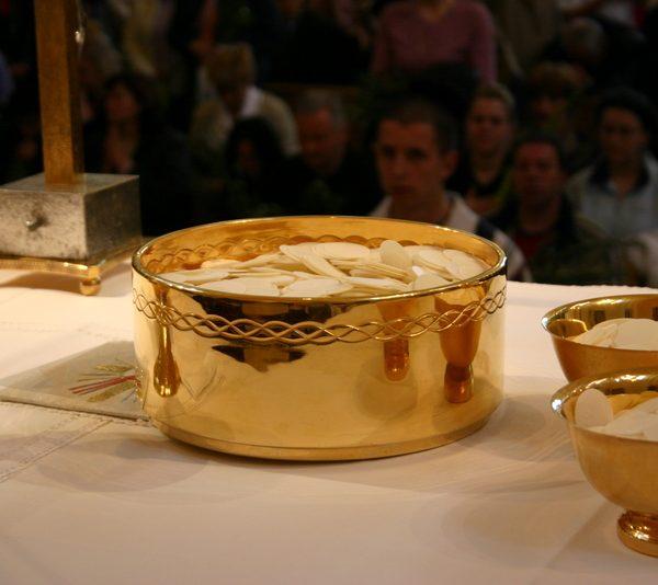 Jesus in eucharistischer Liebe begegnen