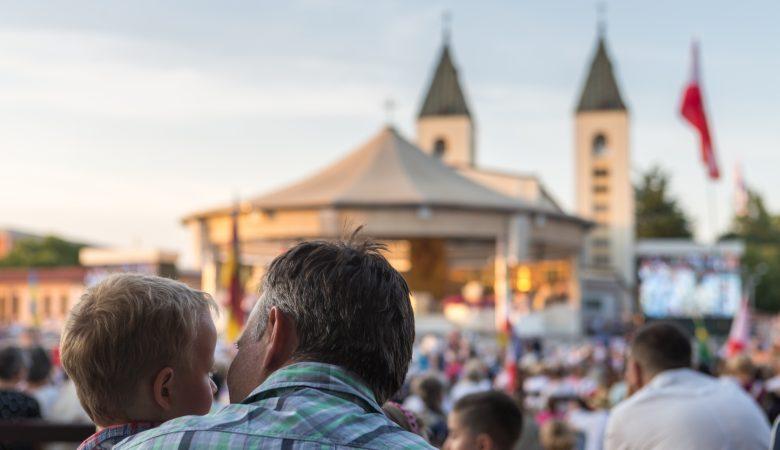 Waisenkinder aus Rumänien unentgeltlich auf Pilgerfahrt in Medjugorje