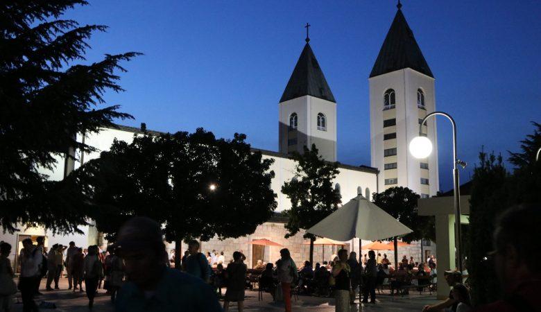 Änderung der Gebetszeiten in Medjugorje – Winterordnung