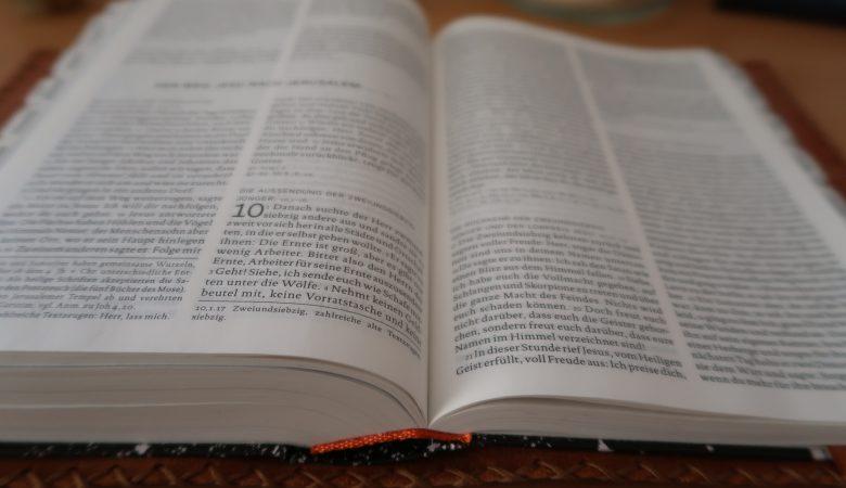 Die Heilige Schrift als täglicher Begleiter
