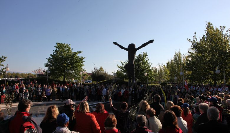 Die ersten Märztage in Medjugorje