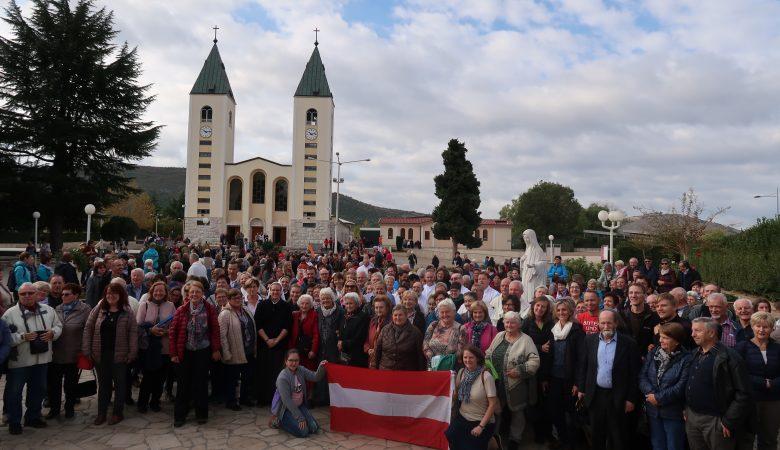 Weihe Österreichs an die Gottesmutter