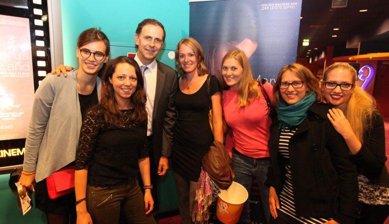 Großartige Film – Premiere von Mary's Land  in Wien