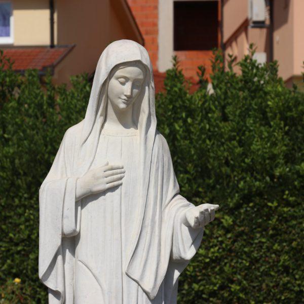 Erfüllt von der Liebe der Gottesmutter