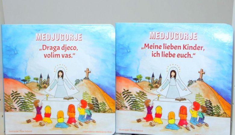Die ersten Tage der Erscheinungen in Medjugorje als Kinderbuch