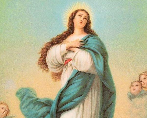 Wir feiern heute Mariä Aufnahme in den Himmel