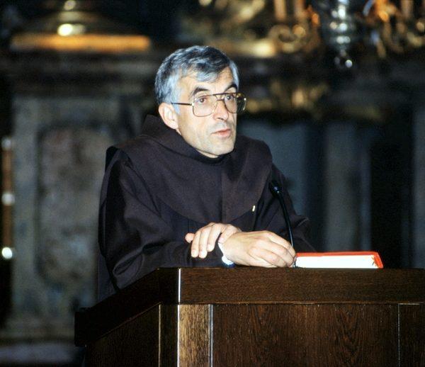 Zum Todestag von Pater Slavko