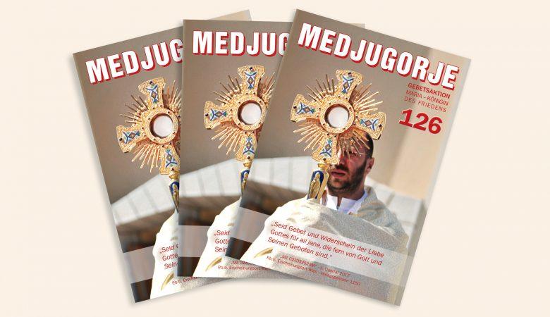 Die neue Ausgabe der Medjugorje-Zeitschrift ist da!