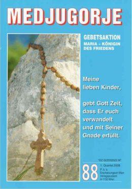 Gebetsaktion Medjugorje 88