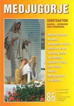 Gebetsaktion Medjugorje 86
