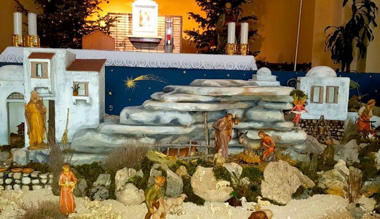 Die Gebetsaktion wünscht allen besinnliche Weihnachten!