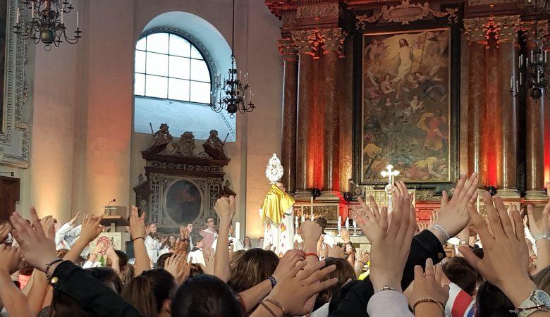 Loretto: Fest der Jugend Pfingsten 18 in Salzburg