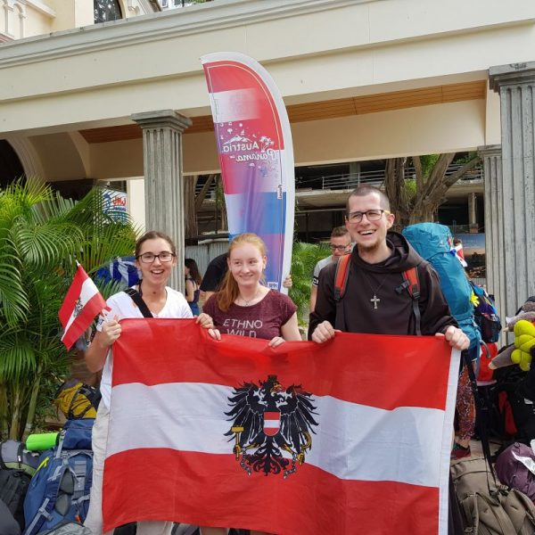 Weltjugendtag 2019 in Panama