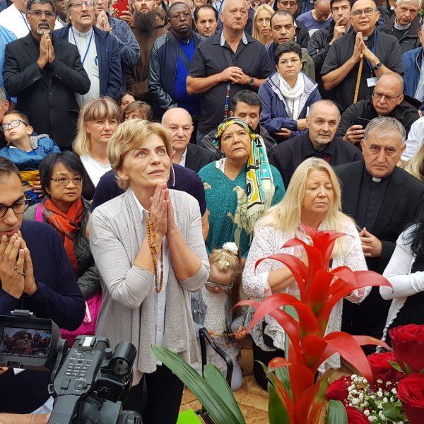 Seherin Mirjana Dragičević-Soldo erhält keine Botschaft mehr am 2. des Monats