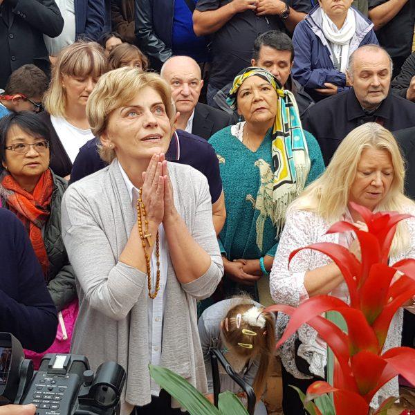 Botschaft der Muttergottes am 2. Oktober 2019
