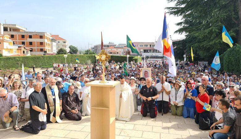 Friedensmarsch 2021 in Medjugorje