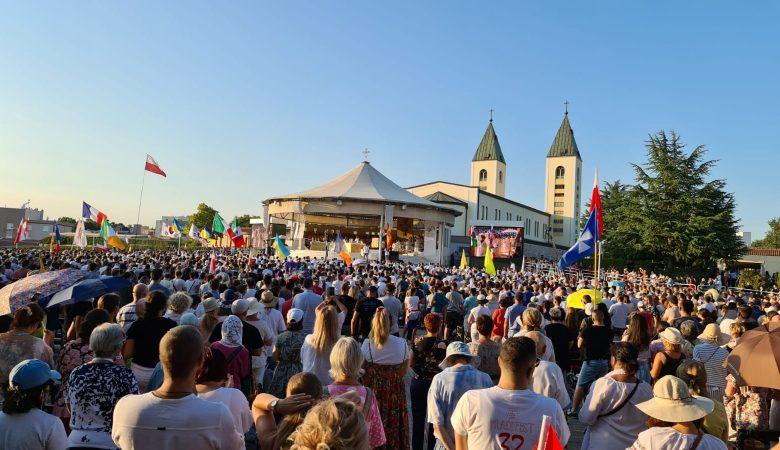32. Jugendfestival in Medjugorje