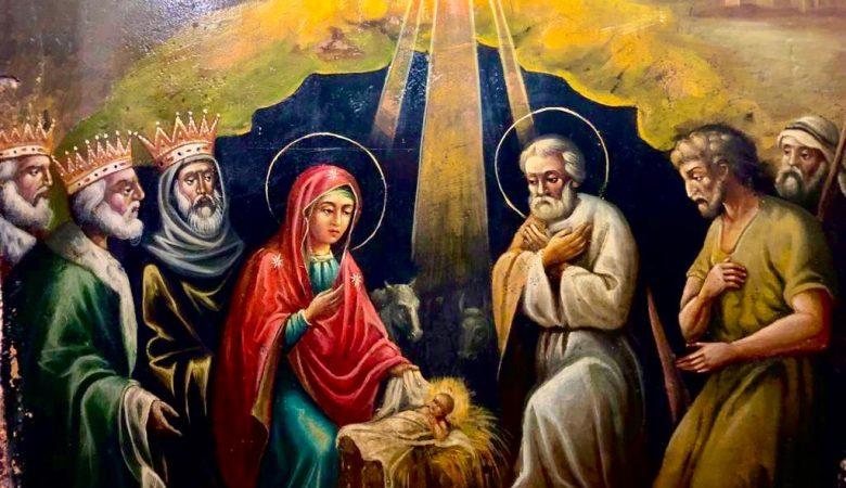 1. Jänner: Hochfest der Gottesmutter Maria und Weltfriedenstag
