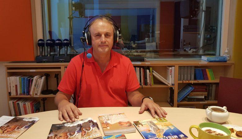 Dr. Maximilian Domej zu Gast bei Radio Maria Österreich
