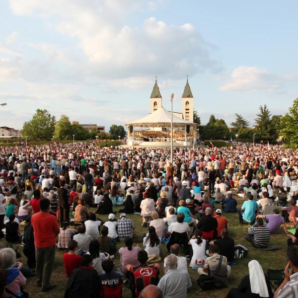 Seit über 35 Jahren pilgern Millionen von Menschen aus aller Welt zum Gnadenort Medjugorje.