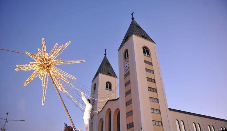 """Die Pilgerin Karolina Miškova sagte: """"Die Erwartung des Neuen Jahres ist in Medjugorje etwas Besonderes."""""""