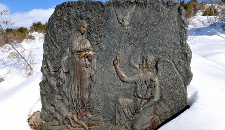 Marias Ja brachte der ganzen Welt Segen