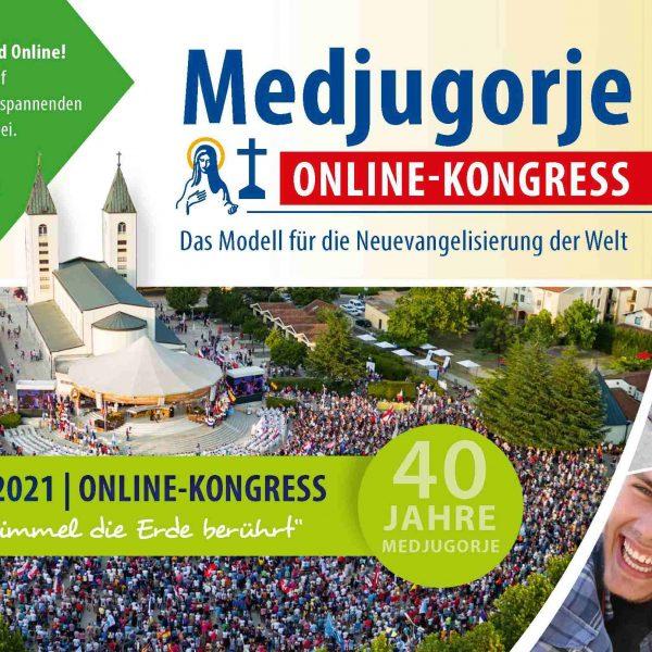 Programm Medjugorje Online-Kongress am 30./31. Jänner 2021