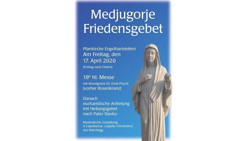 Medjugorje Friedensgebet