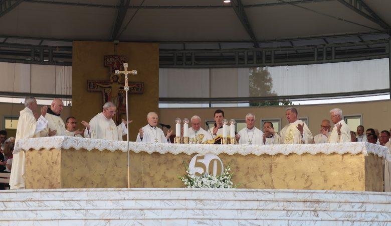 50-jähriges Priesterjubiläum in Medjugorje