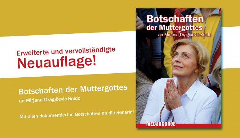 """Neuauflage: """"Botschaften der Muttergottes an Mirjana Dragičević-Soldo"""""""