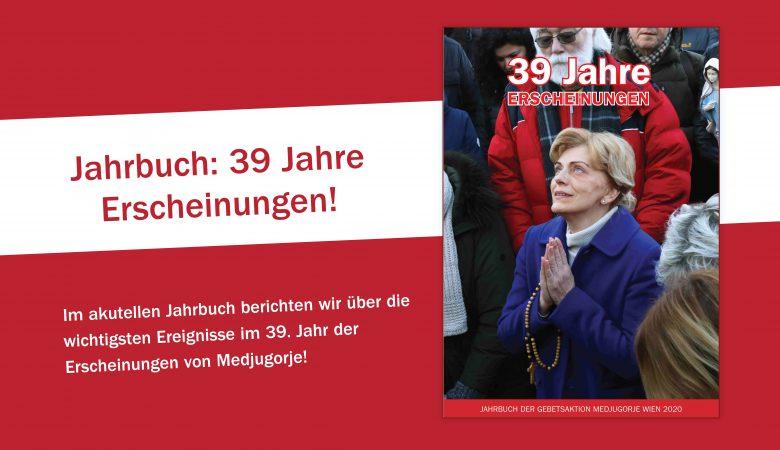 Jahrbuch: 39 Jahre Erscheinungen!