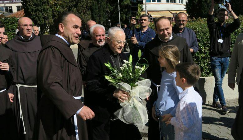Sonderbeautragter des Vatikans trifft in Medjugorje ein!