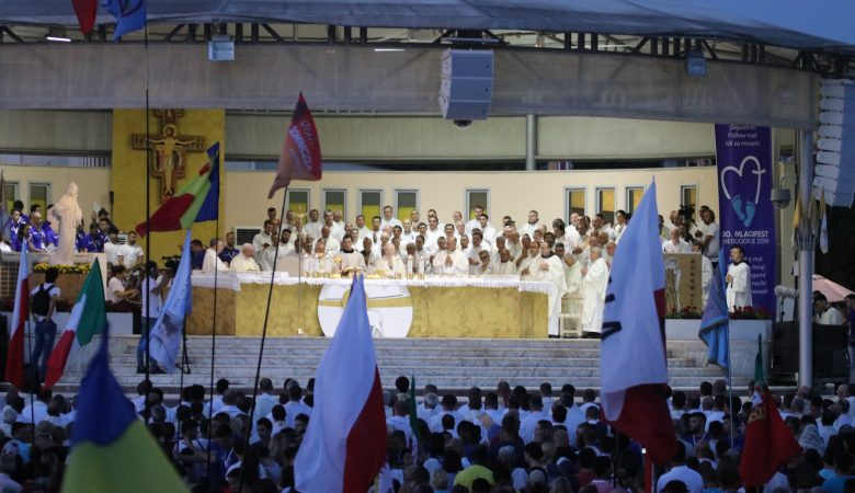 Sondernewsletters zum Jugendfestival 2019