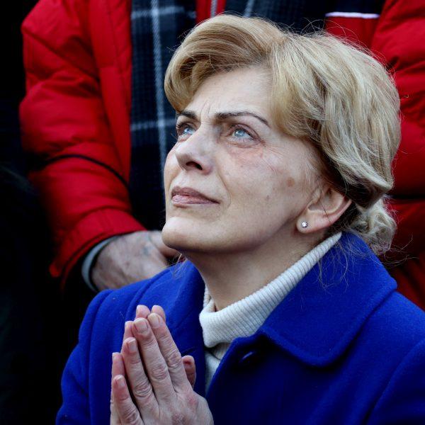 Jahresbotschaft an Mirjana Dragicevic-Soldo am 18. März 2020